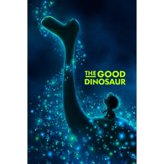 The Good Dinosaur | HDX | VUDU or MA