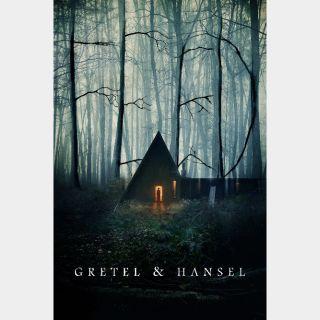 Gretel & Hansel 2020 Digital Code   HDX   VUDU