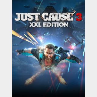 Just Cause 3: XXL Edition Steam Key/Code Global