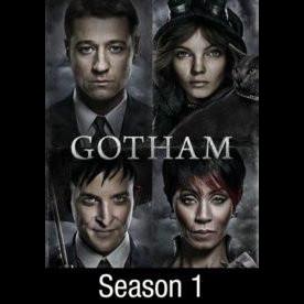 Gotham Season 1| HDX | VUDU