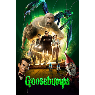 Goosebumps | SD | VUDU