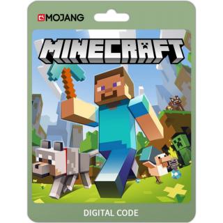 Minecraft: JAVA Edition Key/Code Global