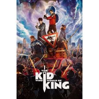 The Kid Who Would Be King | HDX | VUDU