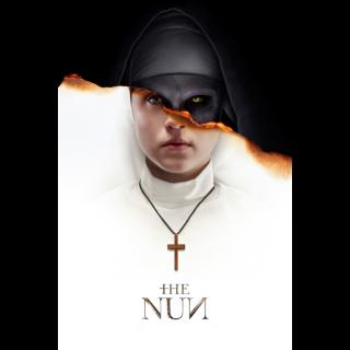 The Nun | HDX | UV VUDU or HD iTunes via MA