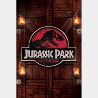 INSTANT DELIVERY Jurassic Park | HDX | VUDU