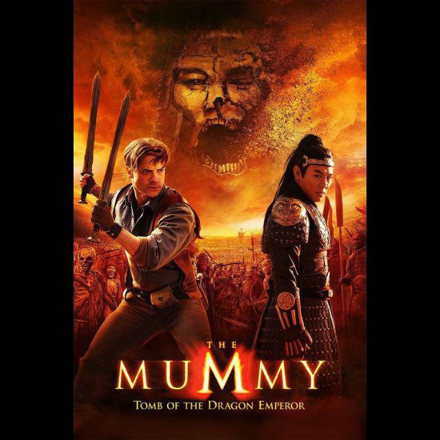 The Mummy: Tomb of the Dragon Emperor | HDX | UV VUDU
