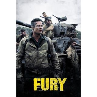 Fury | SD | VUDU