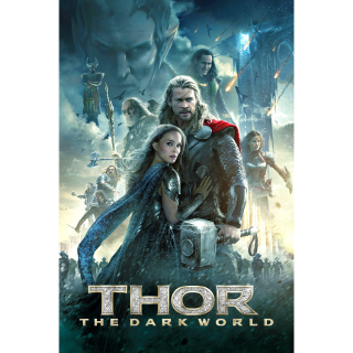 Thor: The Dark World | HDX | VUDU or MA
