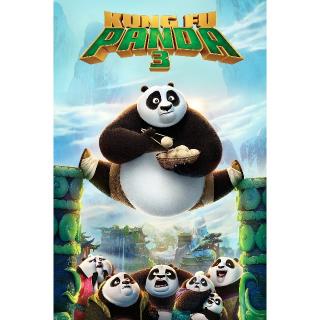Kung Fu Panda 3 | HDX | VUDU