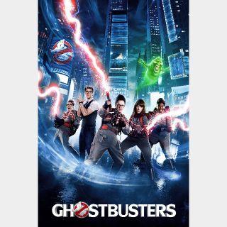 Ghostbusters 2016 | HDX | UV VUDU