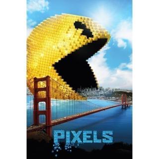 Pixels | HDX | VUDU