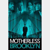 Motherless Brooklyn | HDX | VUDU