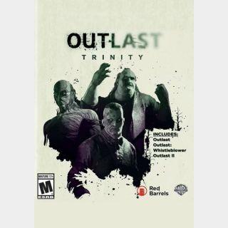 Outlast: Trinity Steam Key/Code Global