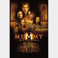 INSTANT DELIVERY The Mummy Returns | HDX | VUDU