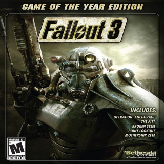 Fallout 3 Game Of The Year Edition (GOTY) Steam Key/Code Global