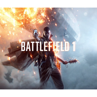 Battlefield 1 Origin Key/Code Global