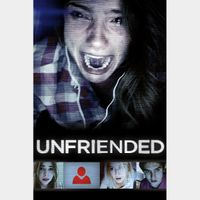 INSTANT DELIVERY Unfriended | HD | iTunes