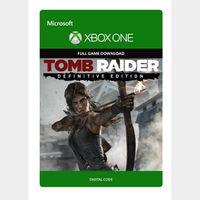 Tomb Raider: Definitive Edition Xbox One Key/Code Global