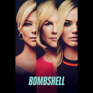 Bombshell Digital Code | HDX | VUDU