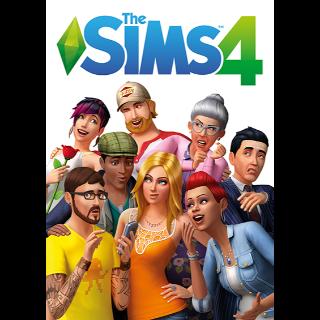 The Sims 4 Standard Edition Origin Key/Code PC/Mac Global