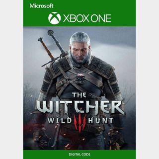 The Witcher 3: Wild Hunt Xbox One / Series X|S Key/Code USA