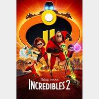 INSTANT Incredibles 2 | HDX | MA