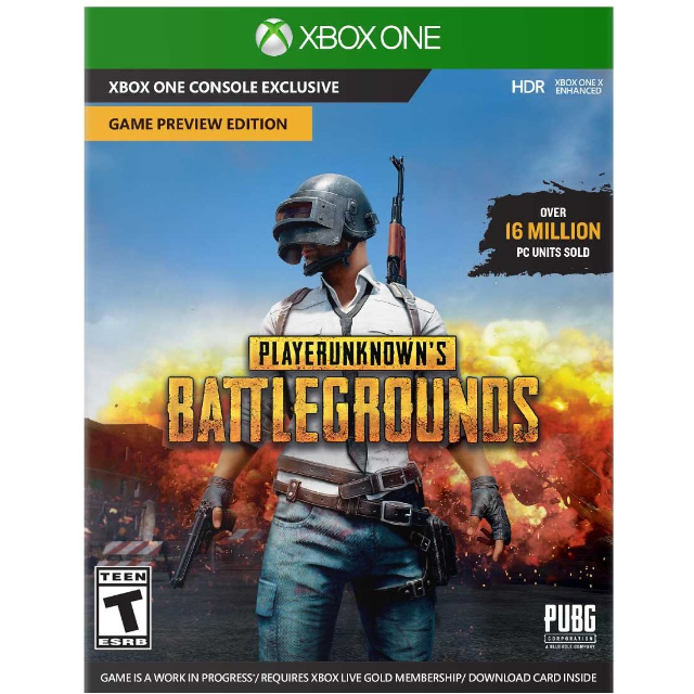 Pubg Xbox One Keycode Global