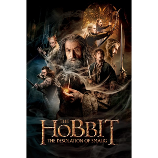 The Hobbit: The Desolation of Smaug | HDX | VUDU