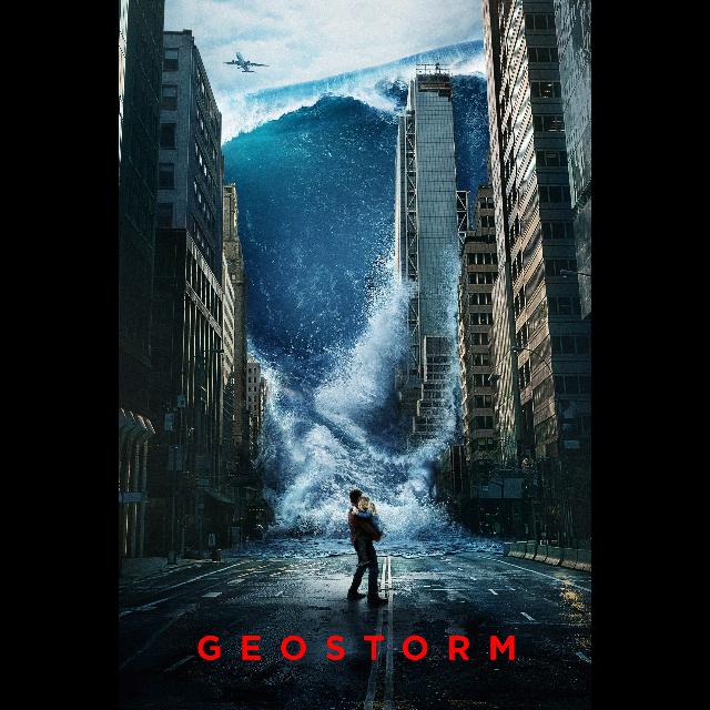 Geostorm | HDX | VUDU or iTunes via MA