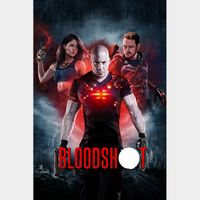 Bloodshot Digital Code | HDX | VUDU