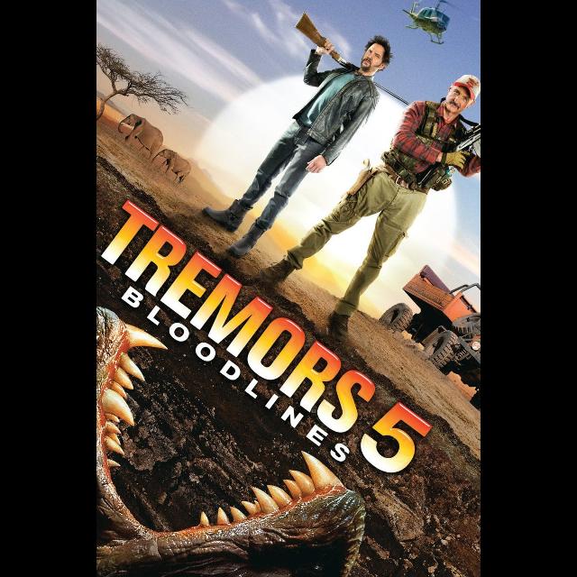 Tremors 5: Bloodlines | HDX/HD | UV