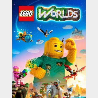 LEGO Worlds Xbox One / Series X S Key/Code USA