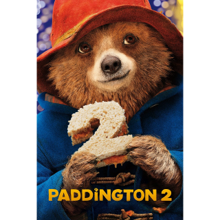Paddington 2 | HDX UV or HD iTunes via MA