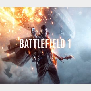 INSTANT DELIVERY Battlefield 1 Origin Key/Code Global