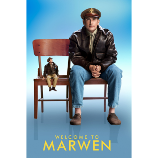 Welcome to Marwen | HDX | VUDU or HD iTunes Via MA