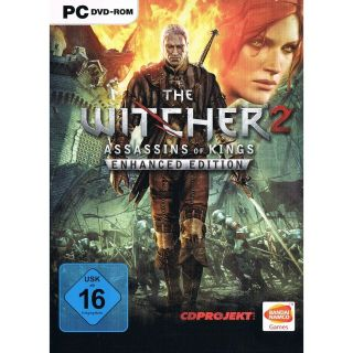 The Witcher 2: Assassins Of Kings Enhanced Edition GOG CD-KEY GLOBAL