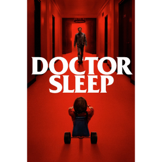 Doctor Sleep | HDX | VUDU or HD iTunes via MA