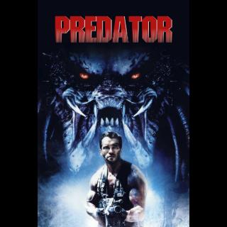 Predator | HDX | UV VUDU