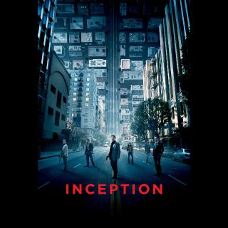 Inception | HDX | VUDU
