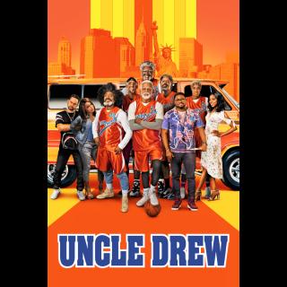 Uncle Drew | HDX | UV VUDU