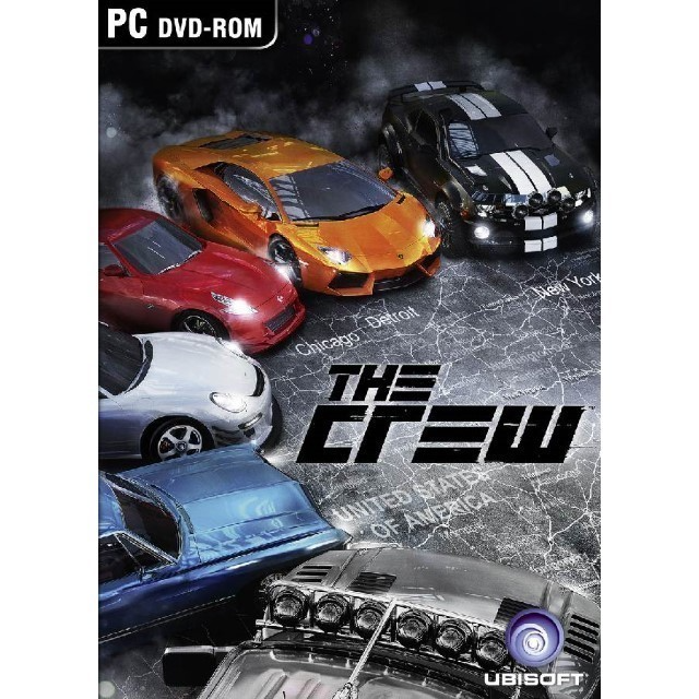 The Crew Uplay Key/Code Global