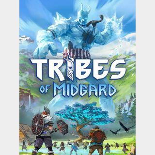 Tribes of Midgard Steam Key/Code Global
