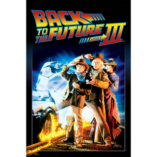 INSTANT DELIVERY Back to the Future Part III | HDX | VUDU