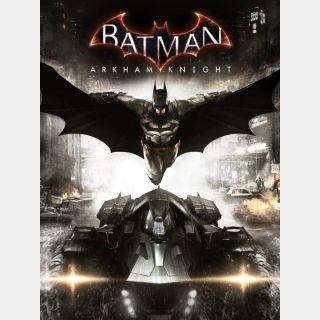 Batman: Arkham Knight PS4 Key/Code USA