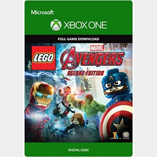 LEGO Marvel's Avengers - Deluxe Edition Xbox One / Series X|S Key/Code USA