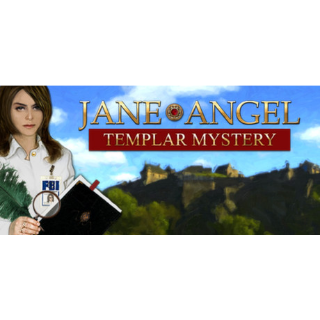 Jane Angel: Templar Mystery [GLOBAL; INSTANT DELIVERY]