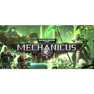 Warhammer 40,000: Mechanicus [GLOBAL, INSTANT DELIVERY]