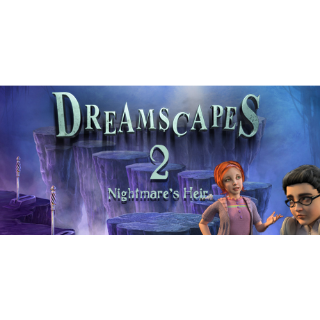 Dreamscapes: Nightmare's Heir - Premium Edition [GLOBAL; INSTANT DELIVERY]