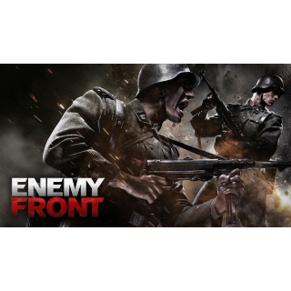 Enemy Front [GLOBAL; INSTANT DELIVERY]