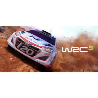 WRC 5 FIA World Ralley Championship [GLOBAL; INSTANT DELIVERY]